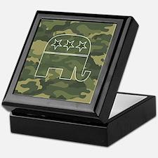 Republican Gift Items Keepsake Box
