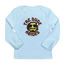 BL: Smiley Long Sleeve Infant T-Shirt
