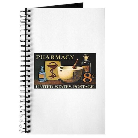 Pharmacy Stamp Journal