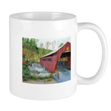 Taftsville Covered Bridge I Mug