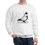 Starling Pigeon Silver Sweatshirt