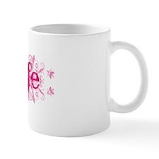 Pro-Life (pink) Mug