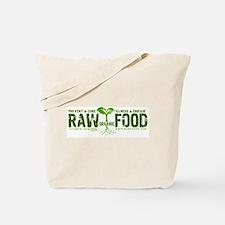 Cute Raw food Tote Bag