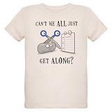 Funny Organic Kids T-Shirt