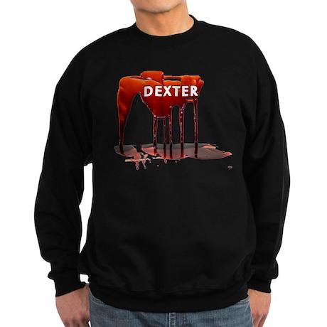 Dexter Blood Drips Sweatshirt (dark)