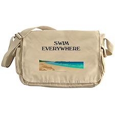 TOP Swim Everywhere Messenger Bag