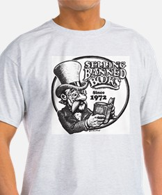 Selling Banned Books T-Shirt