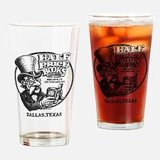 """Vintage HPB"" Drinking Glass"