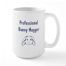 Bunny Hugger Ceramic Mugs