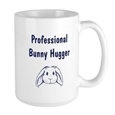 Bunny Hugger Coffee Mug