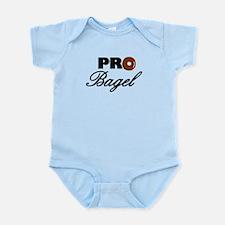 Pro Bagel Infant Bodysuit