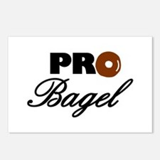 Pro Bagel Postcards (Package of 8)