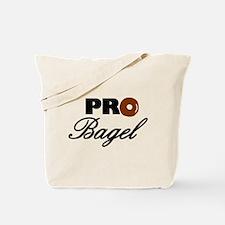 Pro Bagel Tote Bag