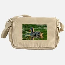 Mallard Duck - Messenger Bag