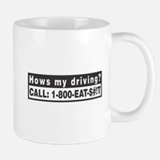How's My Driving? Mug