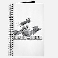 DRIVE HARD...LIVE HARD Journal
