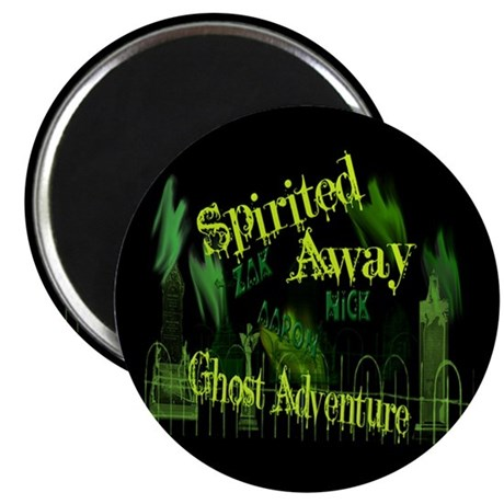 Ghost Adventures Magnet