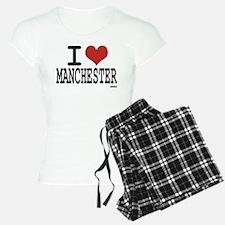 I love Manchester Pajamas