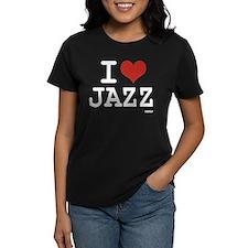 I love Jazz Tee