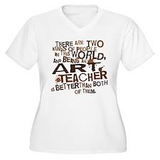 Art Teacher (Funny) Gift T-Shirt