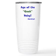 Age of the Geek Travel Mug