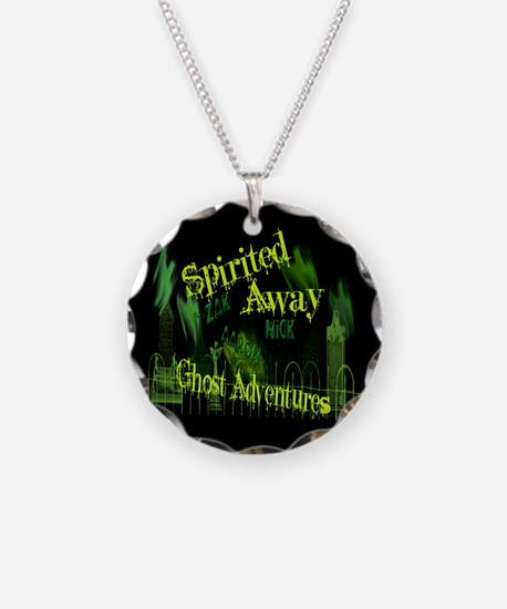 Ghost Adventures Necklace