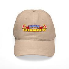 Super Grandpa Cap