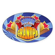 Super Grandpa Decal