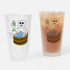 Relax Chill Out Drinking Glass
