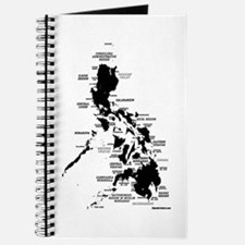 Philippines Rough Map Journal