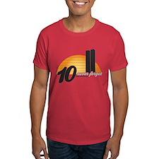 September 11 th TEN Years T-Shirt