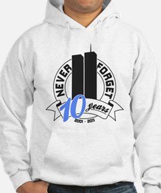 Never Forget September 11th Hoodie