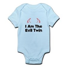 I Am The Evil Twin Infant Bodysuit