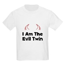 I Am The Evil Twin T-Shirt