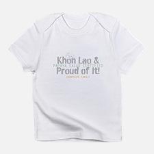 Laos - Papaya Salad Certified Infant T-Shirt