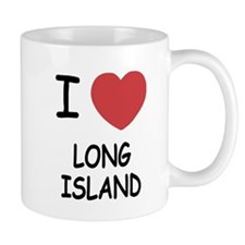 I heart long island Small Mug