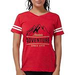 Fuck It Women's V-Neck Dark T-Shirt