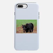 Black Bears-Cades Cove iPhone 7 Plus Tough Case