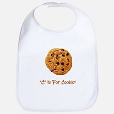 C Is For Cookie Bib