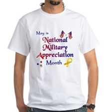 Thankyou Troops Shirt