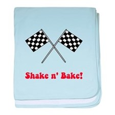 Shake n' Bake baby blanket