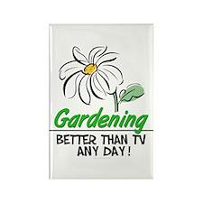 Gardening Rectangle Magnet (10 pack)