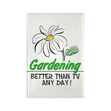 Gardening Rectangle Magnet (100 pack)