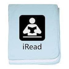 iRead baby blanket