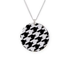 Houndstooth Necklace