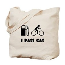 I Pass Gas Tote Bag
