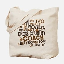 Cross Country Coach (Funny) Gift Tote Bag