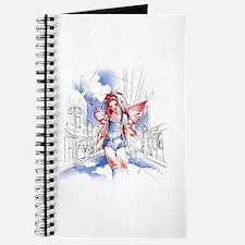 Cute Trick fairies Journal