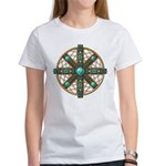 Native American Beadwork Mandala Women's T-Shirt