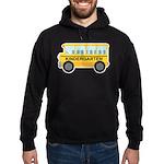 Kindergarten School Bus Hoodie (dark)